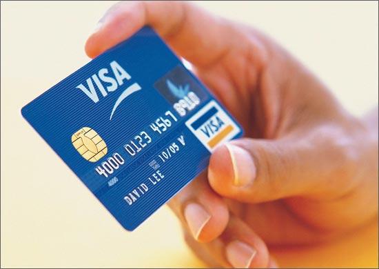 фото карты виза